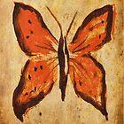 Autumn Butterfly by Shaun Groenesteyn