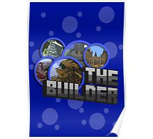 The Builder Poster