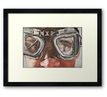 The Elements I: Air Framed Print