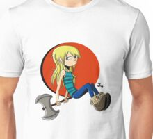 Astrid -- A Girl and her Axe Unisex T-Shirt