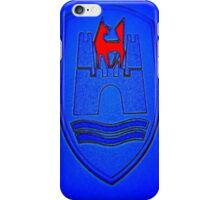 Blue VW Iphone Case iPhone Case/Skin