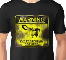 Leona - Eye Protection Required  Unisex T-Shirt
