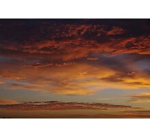Munglinup Sunrise Photographic Print