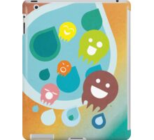 Happy Squiddies iPad Case/Skin