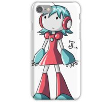 Olly (phone) iPhone Case/Skin
