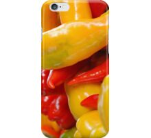 SummerPeppers iPhone Case/Skin