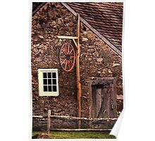 The Blacksmith's Shop Poster