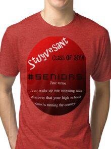 Stuy Senior Shirt Tri-blend T-Shirt