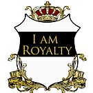 I am Royalty 2 by Adamzworld
