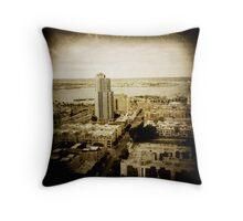 3632 Urban Throw Pillow
