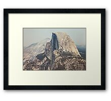 Half Dome in Yosemite National Park Framed Print
