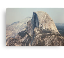 Half Dome in Yosemite National Park Canvas Print