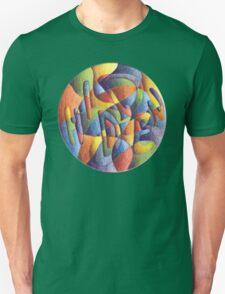 Hidden in Plain View Mandala - T-Shirt/Clothing T-Shirt