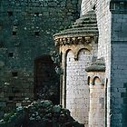 Apse end of St Leonard Siponti 19840405 0001 by Fred Mitchell