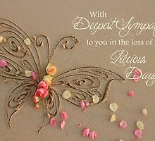 With Deepest Sympathy - Daughter by CarlyMarie