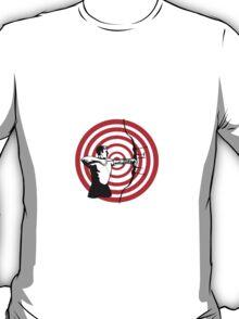 Archer Bow Arrow Target T-Shirt