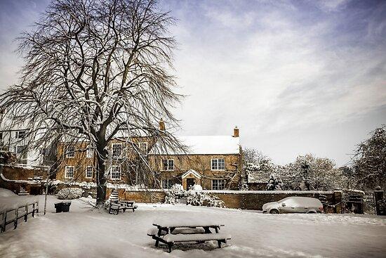 Winter Scene by Tony Shaw