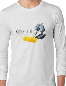 Butter is life Long Sleeve T-Shirt