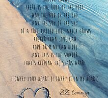 I Carry Your Heart by CarlyMarie
