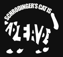 Schrodinger's Cat is... by Chilly00