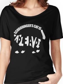 Schrodinger's Cat is... Women's Relaxed Fit T-Shirt