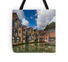 Newport Quay Tote Bag