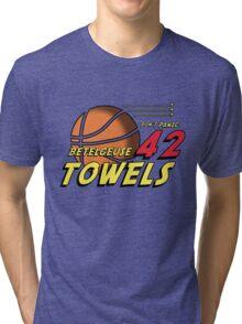 Intergalactic Basketball Tri-blend T-Shirt