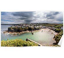 Port Isaac - Cornwall Poster
