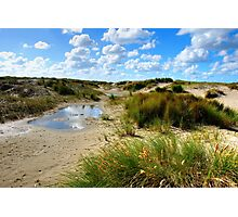 Dune valley Photographic Print