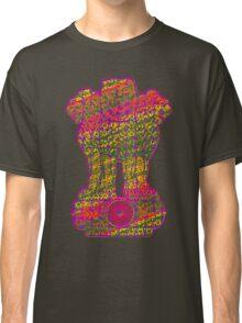 India emblem colors explode  Classic T-Shirt