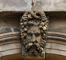 BACCHUS - THE OLD MARKET ELGIN by JASPERIMAGE