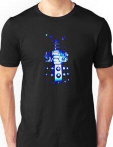 Dalek Alpha – Blue Unisex T-Shirt