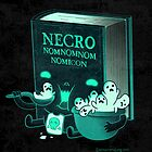 Necronomnomnomnomicon by Queenmob