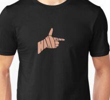 Handgun  Unisex T-Shirt