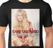 Carrie Underwood The Storyteller Tour 2015 GUNAHAD02 Unisex T-Shirt