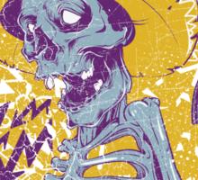 Mexican Death Sticker