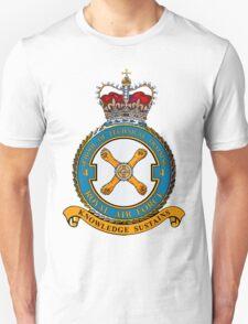 No 4 School of Technical Training Unisex T-Shirt