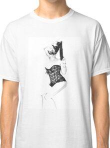 Pin Up - Burlesque  Classic T-Shirt