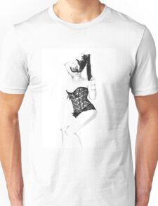 Pin Up - Burlesque  Unisex T-Shirt