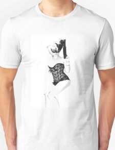 Pin Up - Burlesque  T-Shirt