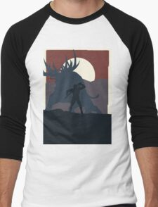 The beast hunt 2 Men's Baseball ¾ T-Shirt