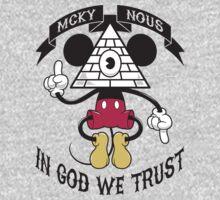 In God We Trust by Nemons