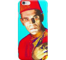 Boris Karloff in The Mummy iPhone Case/Skin