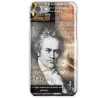 beetoven iPhone Case/Skin