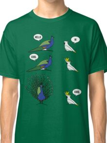 Feather Friends Classic T-Shirt