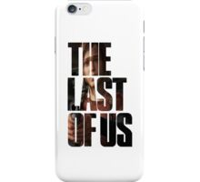 Last of Us Case iPhone Case/Skin