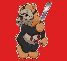 Jason Bear by yayzusbear