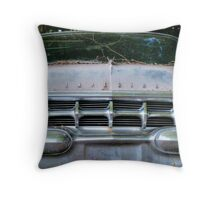 Chrysler Imperial vintage car photography Throw Pillow