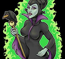 Maleficent by Kylana