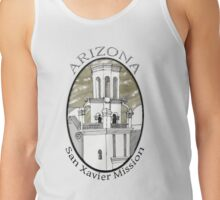 San Xavier Mission East Tower Tank Top